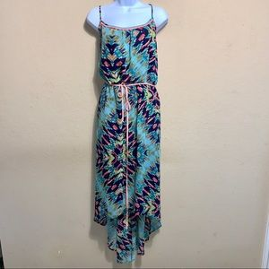 Maurices Dresses - Maurice's high low maxi dress plus size 2
